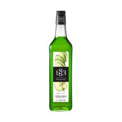 Zaļo ābolu sīrups 1L