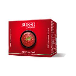 Sasmalcināti tomāti Rosso Gargano 10kg