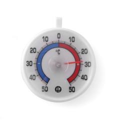 Ledusskapja termometrs -50/50