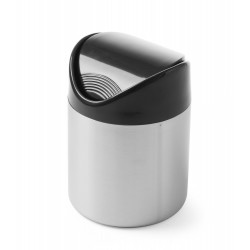 Galda atkritumu konteiners H-165mm