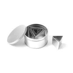 Konditorejas forma - trīsstūrveida