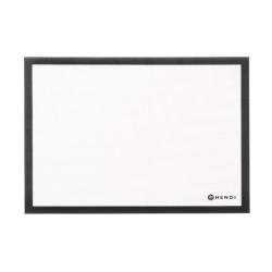 Silikona paklājs 400x300 mm