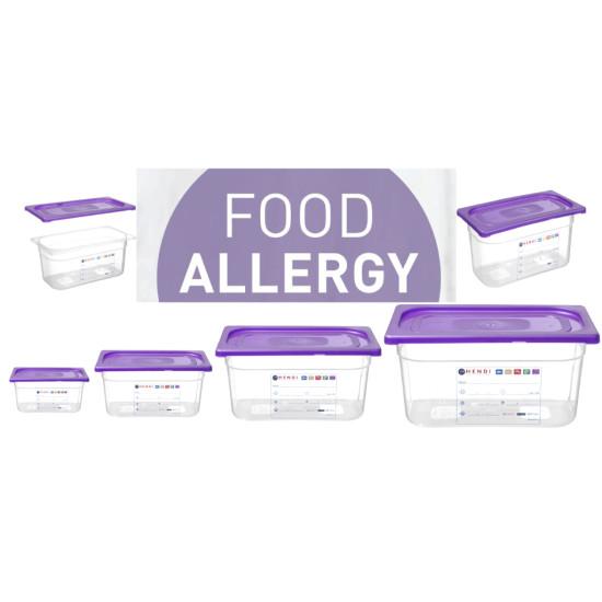 GN gastrotrauki polipropilēna alerģiķiem