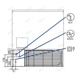 Ledus ģenerators FHD140