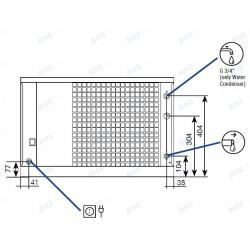 Ledus ģenerators FHD215