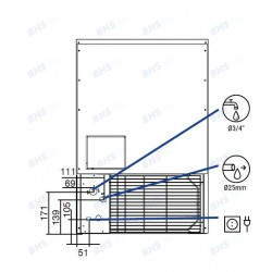 Ledus ģenerators FHD60