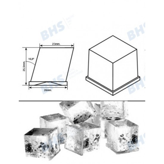 Ledus ģenerators FD/HD-BHS
