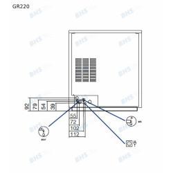 Ledus ģenerators GR200