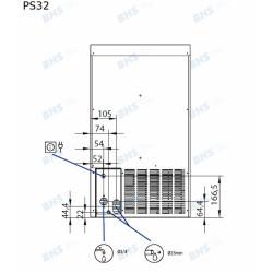 Ledus ģenerators PS32