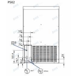 Ledus ģenerators PS62