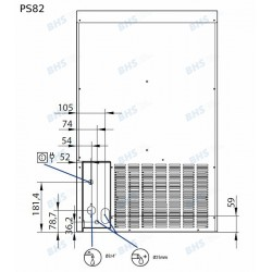 Ledus ģenerators PS82