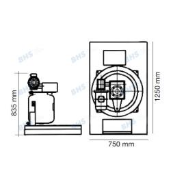 Ledus ģenerators SC600-S