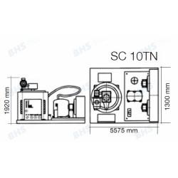 Ledus ģenerators SC10TN
