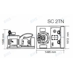 Ledus ģenerators SC2TN