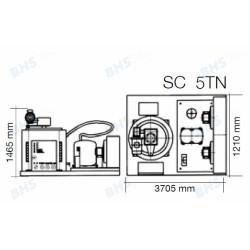 Ledus ģenerators SC5TN
