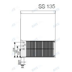 Ledus ģenerators SS 135W