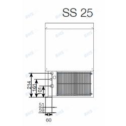 Ledus ģenerators SS 25W