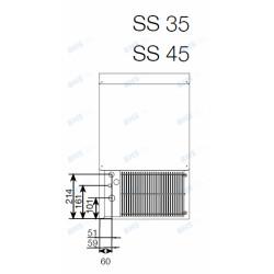 Ledus ģenerators SS 35W