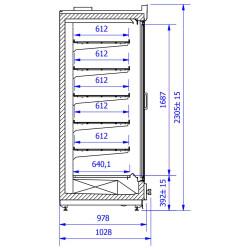 Saldētava VARIO M 1.56H mod/C/2