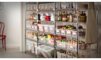Profesionālo virtuves iekārtu projektēšana: nerūsējošā tērauda plaukti jebkura tipa telpām