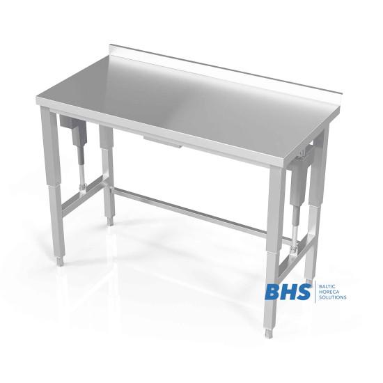Darba galds ar regulējamu augstumu