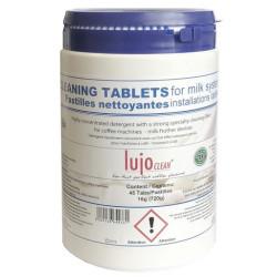Piena sistēmas tīrīšanas tabletes