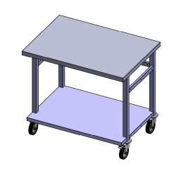 Projekts - N/T darba galds