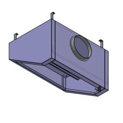 Projekts - N/T tvaika nosūcējs 800