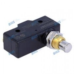 Action Switch with panel mount plunger Ø8.35mm HIGHLY