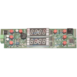 ELECTRONIC BOARD FOR BUTTON PANEL CABOTO SCH30011 PIRON