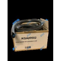 GASKET FOR OVEN DOOR 5000 mm PIRON KGA00002 1 meter
