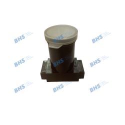 Upper piston cpl. 0.6 LA-3 sieve