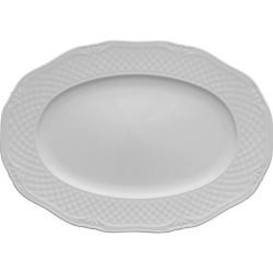 Ovāls šķīvis Afrodyta 280 mm