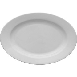 Ovāls šķīvis Kaszub/Hel 210 mm