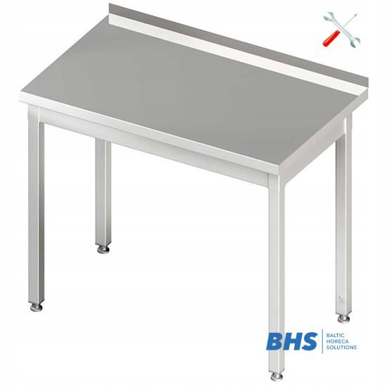 Interjera galds bez plaukta