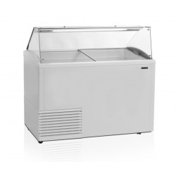 Saldējuma vitrīna 431 litri