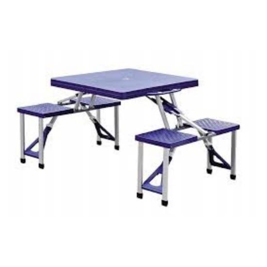 Saliekamie galdi krēsli soli