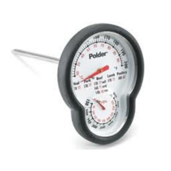 Svari, termometri