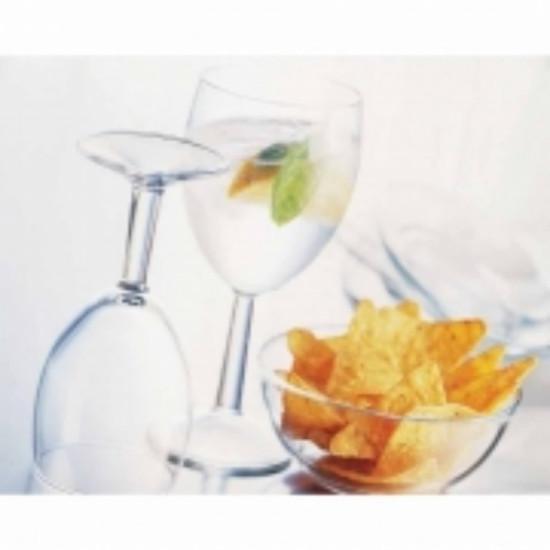Vīna glāzes