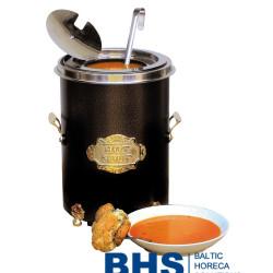 Elektriskais zupas katls melns