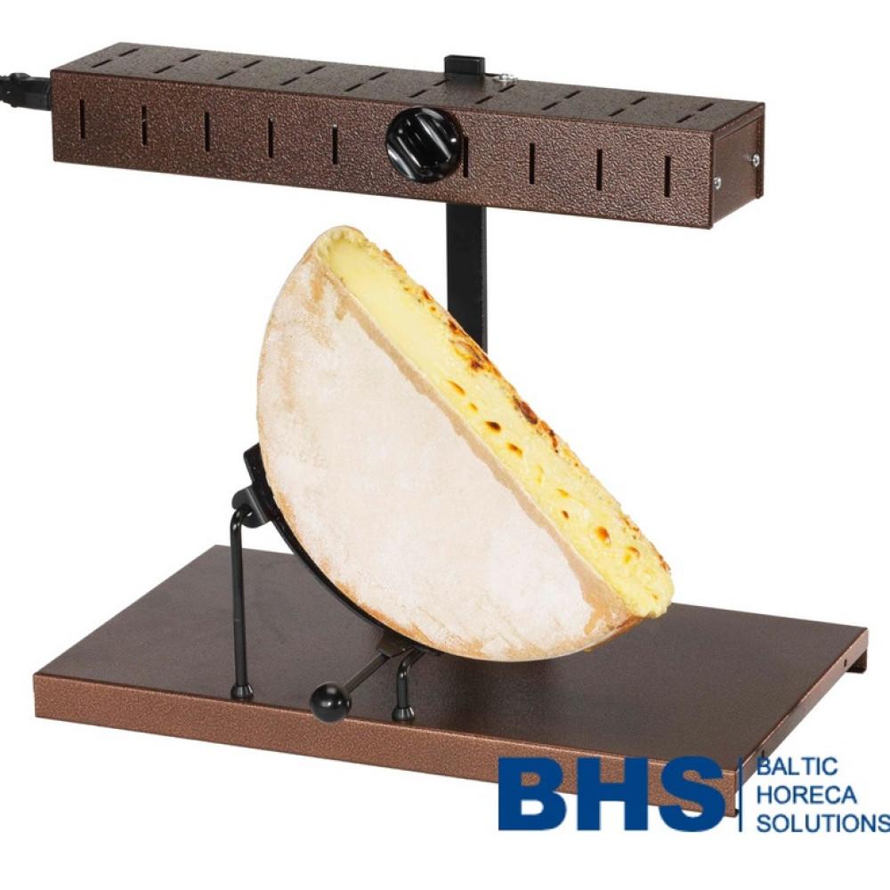 Raclette grils 1/2 sieram