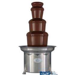 Šokolādes strūklaka 3 līmeņi