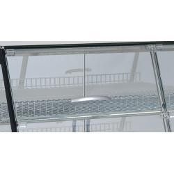 Karstā vitrīna ADDA HOT GN3 standard (serve over)
