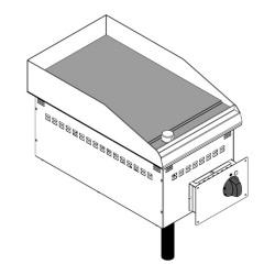 Drop-in elektriskais grils DFTL35E2