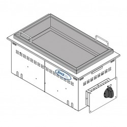 Drop-in elektriskā panna DBRM35E0