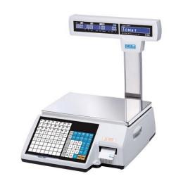 Elektroniskie tirdzniecības svari CLJ 15 kg ar štatīvu