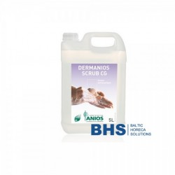Mazgāšanas emulsija Dermanios scrub CG 5000 ml