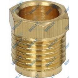 FITTING FOR SPARKING PLUG FIXING ø 7 mm