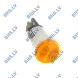 INDICATOR LIGHT ORANGE 230V