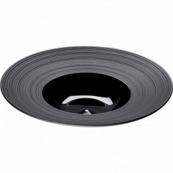 Dziļais šķīvis rievots 265 mm